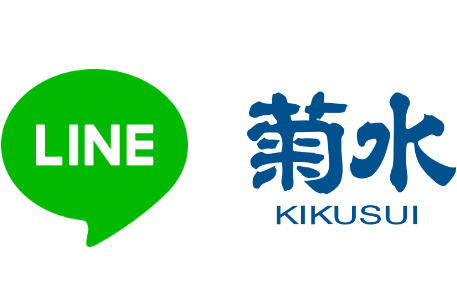 LINE×菊水